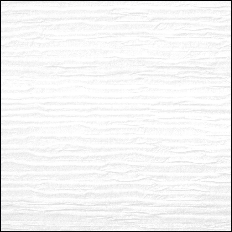 Gardinia Schiebevorhang Crush Weiß 60 cm x 300 cm