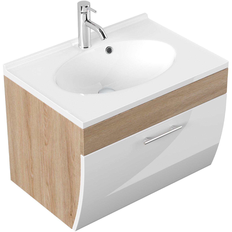 Interessant Waschbecken mit Unterschrank kaufen bei OBI WL73