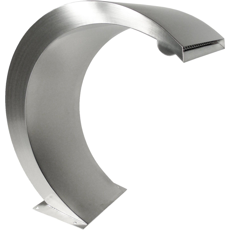 Ubbink design wasserfall mamba led inox 316 l 20 leds for Wasserfall mamba