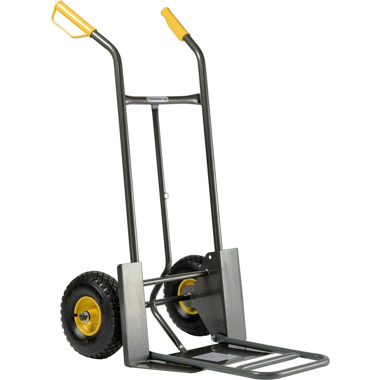 sackkarre 200 kg mit patentiertem schwingachsen system kaufen bei obi. Black Bedroom Furniture Sets. Home Design Ideas