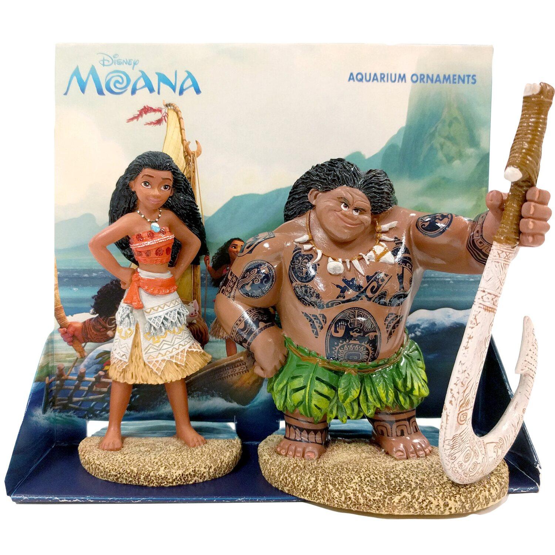 Pennplax Dekofigur Aquarium Moana Maui Zweierpack Aus Vaiana 11 Cm Kaufen Bei Obi
