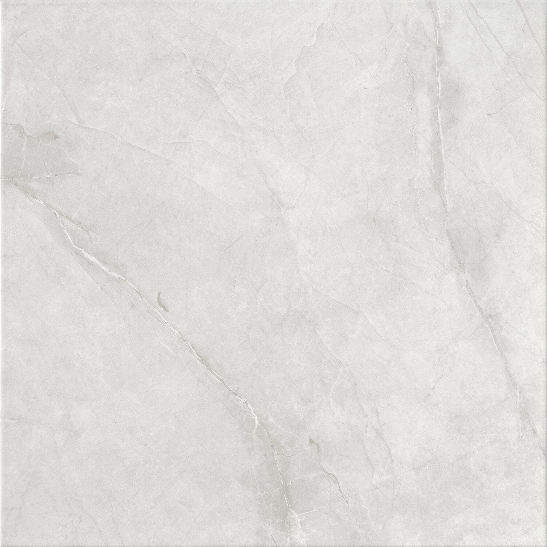Feinsteinzeug Carmen Weiß Glasiert Poliert Cm X Cm Kaufen Bei OBI - Fliesen glasiert oder poliert
