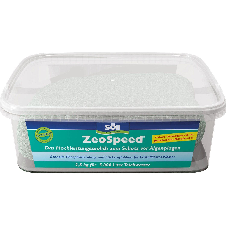 Söll Hochleistungszeolith ZeoSpeed 2,5 kg