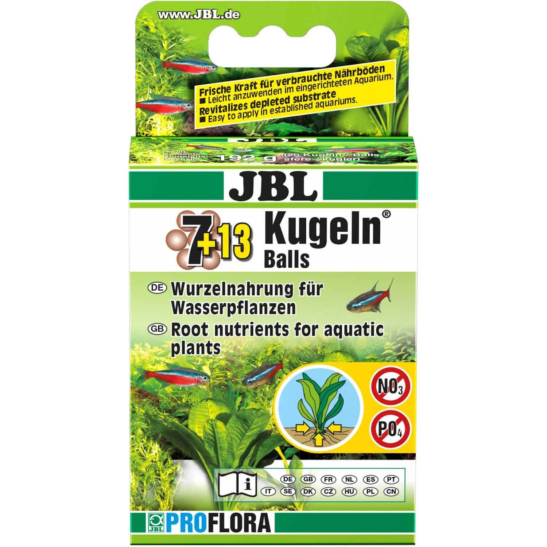 JBL Aquarium Pflanzendünger 7 + 13 Kugeln
