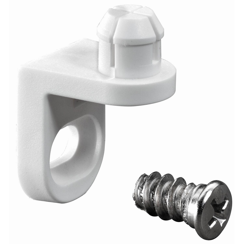 Hettich Verbinder für Rückwände bis 6 mm Weiß kaufen bei OBI