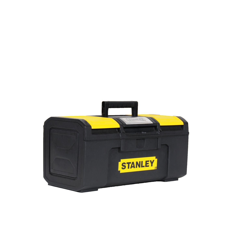 stanley werkzeugbox basic 19 zoll 483 mm kaufen bei obi. Black Bedroom Furniture Sets. Home Design Ideas