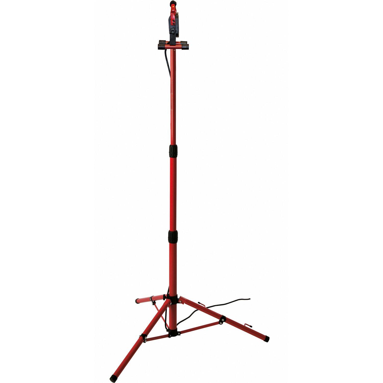 Gut bekannt Luceco LED-Baustrahler Slimline Mittel 2 in 1 mit Stativ EEK: A MT31