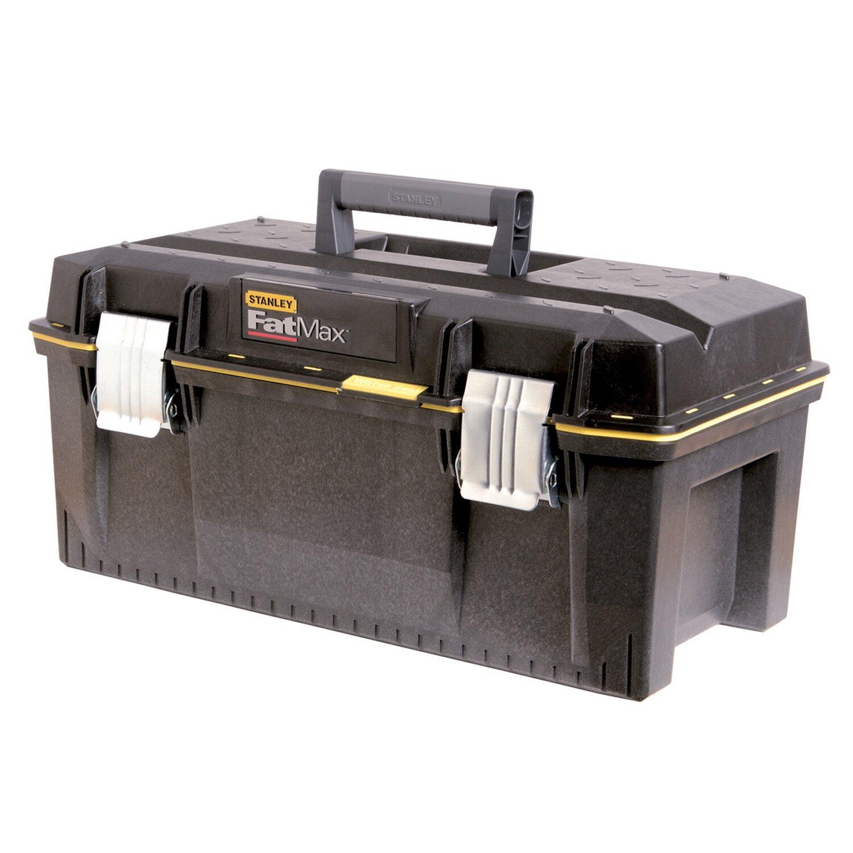 Stanley Werkzeugbox FatMax Structural Foam wasserabweisend   Baumarkt > Werkzeug > Werkzeug-Sets   Stanley