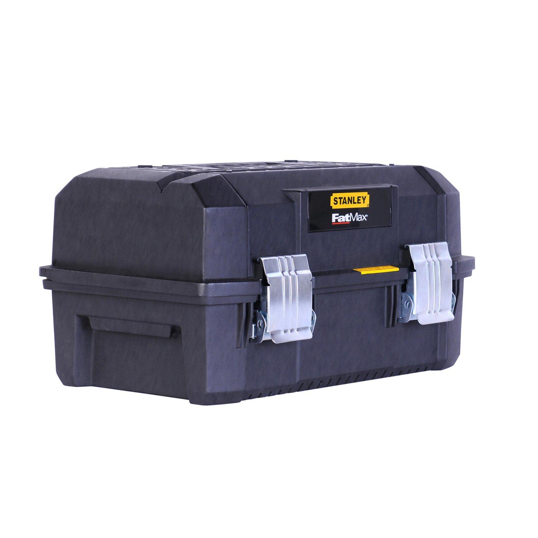 stanley werkzeugbox fatmax cantilever 18 zoll 457 mm wasserabweisend kaufen bei obi. Black Bedroom Furniture Sets. Home Design Ideas