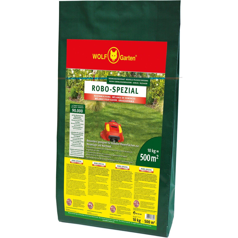 3 X Wolf Garten Spiel-Rasen LF 100 Rasen-Saatgut Rasen-Samen Rasen-Neuanlage