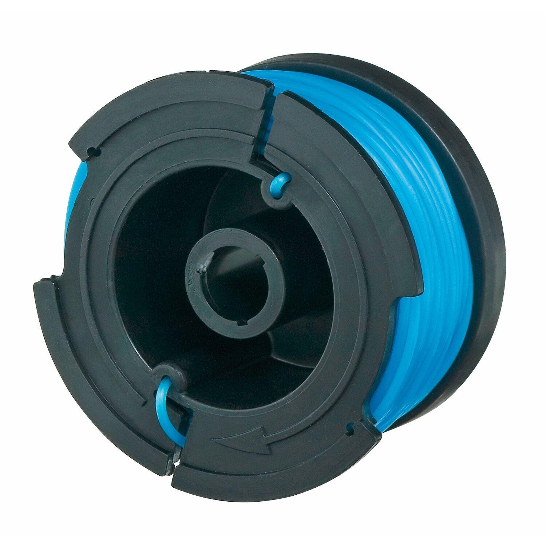 5 Stück Ersatzspule Spule Fadenspule Für Black Decker Rasentrimmer Trimmer