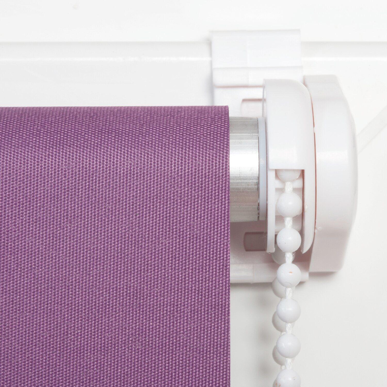 obi sonnenschutz rollo pamplona 140 x 175 cm flieder kaufen bei obi. Black Bedroom Furniture Sets. Home Design Ideas