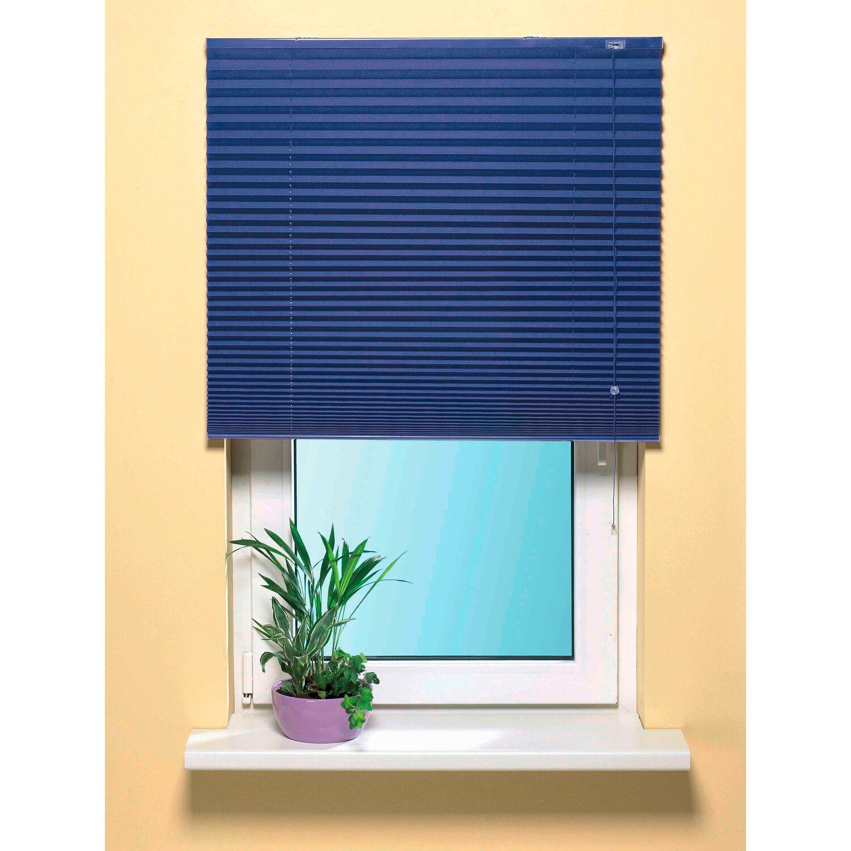 obi plissee lorca 120 cm x 160 cm blau kaufen bei obi. Black Bedroom Furniture Sets. Home Design Ideas