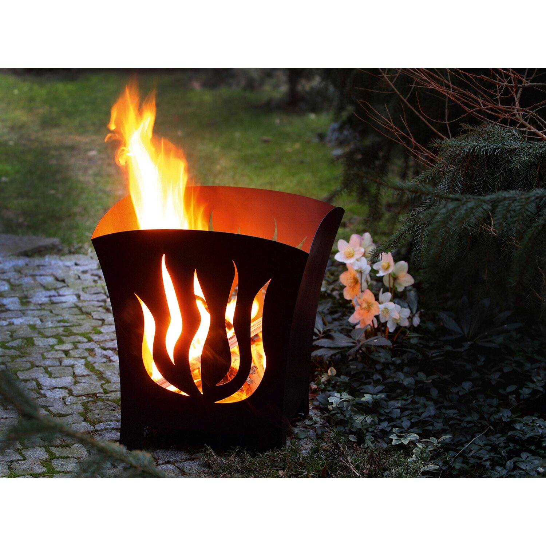 obi feuerkorb burlington kaufen bei obi. Black Bedroom Furniture Sets. Home Design Ideas