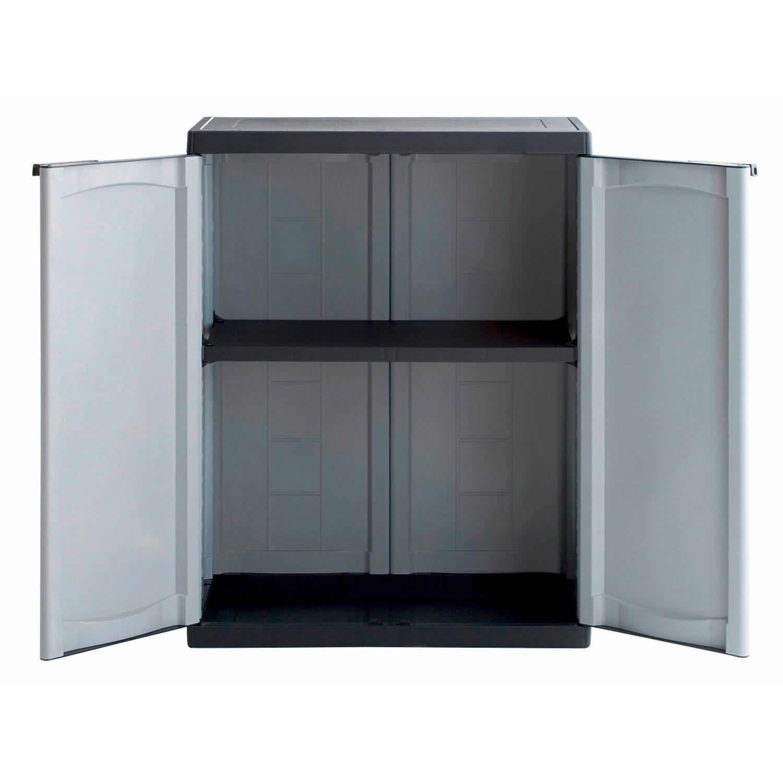 kunststoffschrank format nieder kaufen bei obi. Black Bedroom Furniture Sets. Home Design Ideas