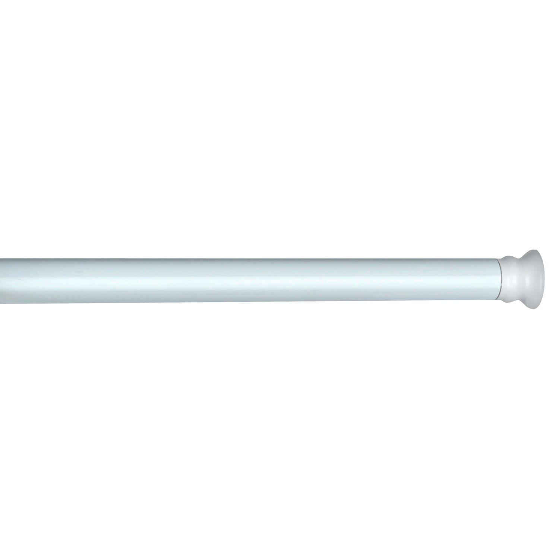 Wenko Teleskop Duschstange Extra Stark Weiß