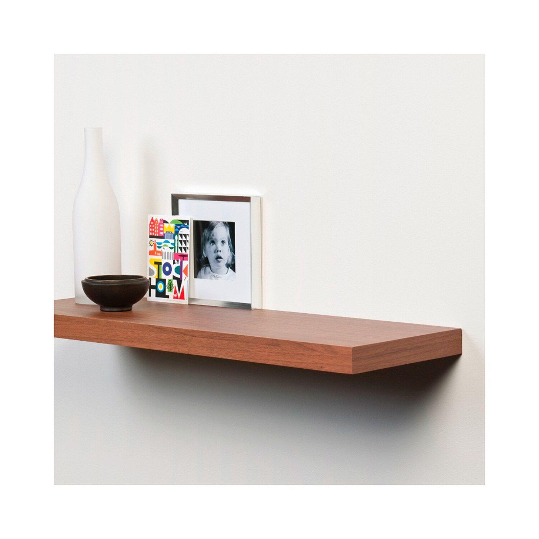 Wandboard walnuss holznachbildung 80 cm x 25 cm x 3 8 cm kaufen bei obi - Wandboard walnuss ...
