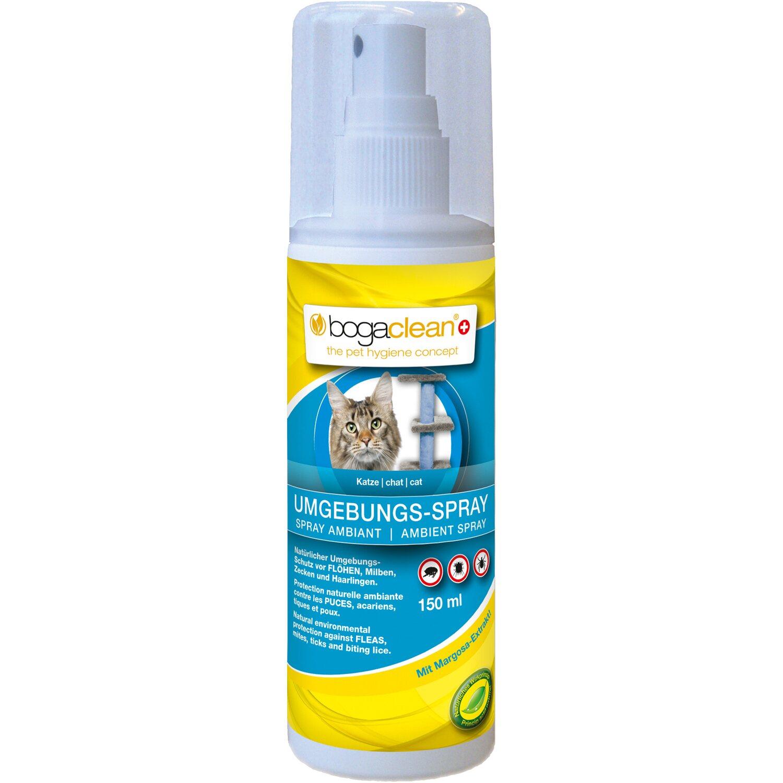 Bogaclean® Umgebungs-Spray Katze 150 ml