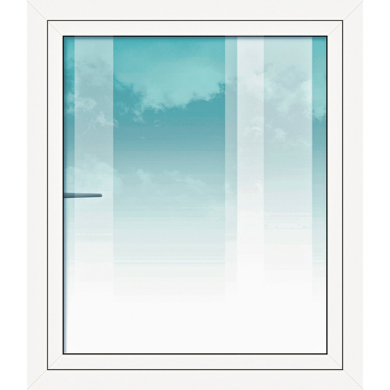 Trendig Kunststoff-Fenster Dreh/Kipp 100 cm x 60 cm Anschlag Links kaufen  GH63