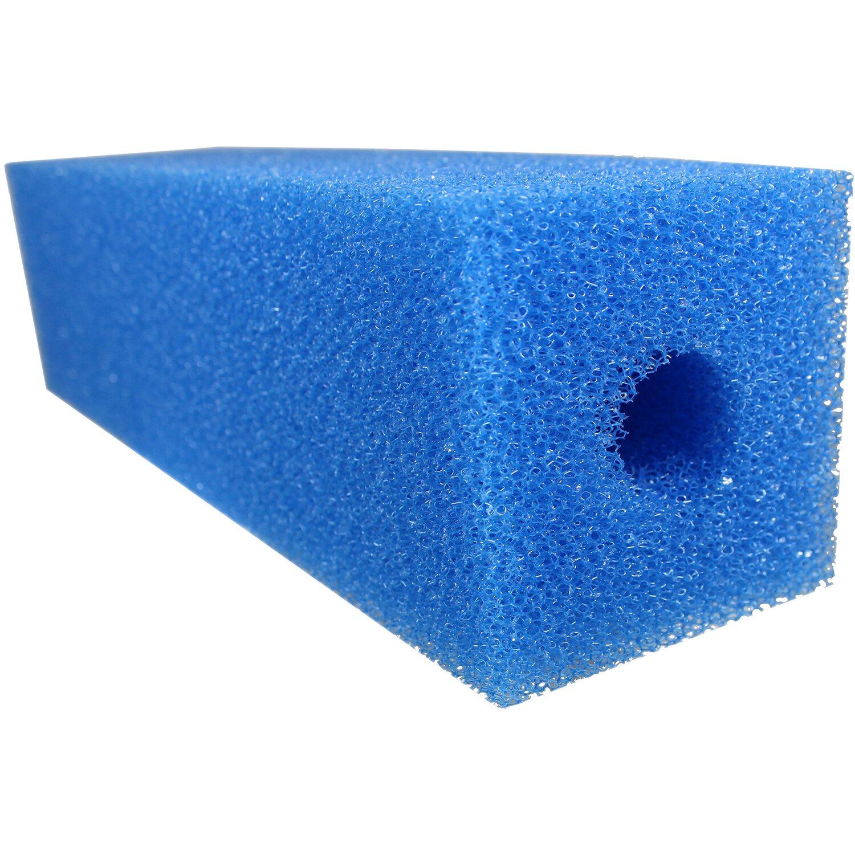 Filterpatrone für Aquarien Blau 36 x 9,5 x 9,5 ...