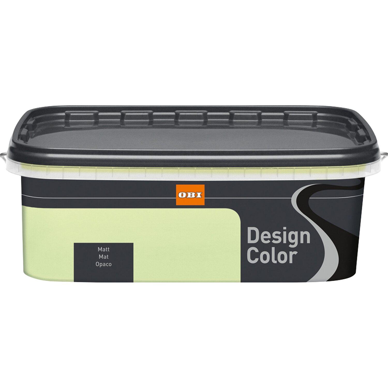obi design color kerbel matt 2 5 l kaufen bei obi. Black Bedroom Furniture Sets. Home Design Ideas