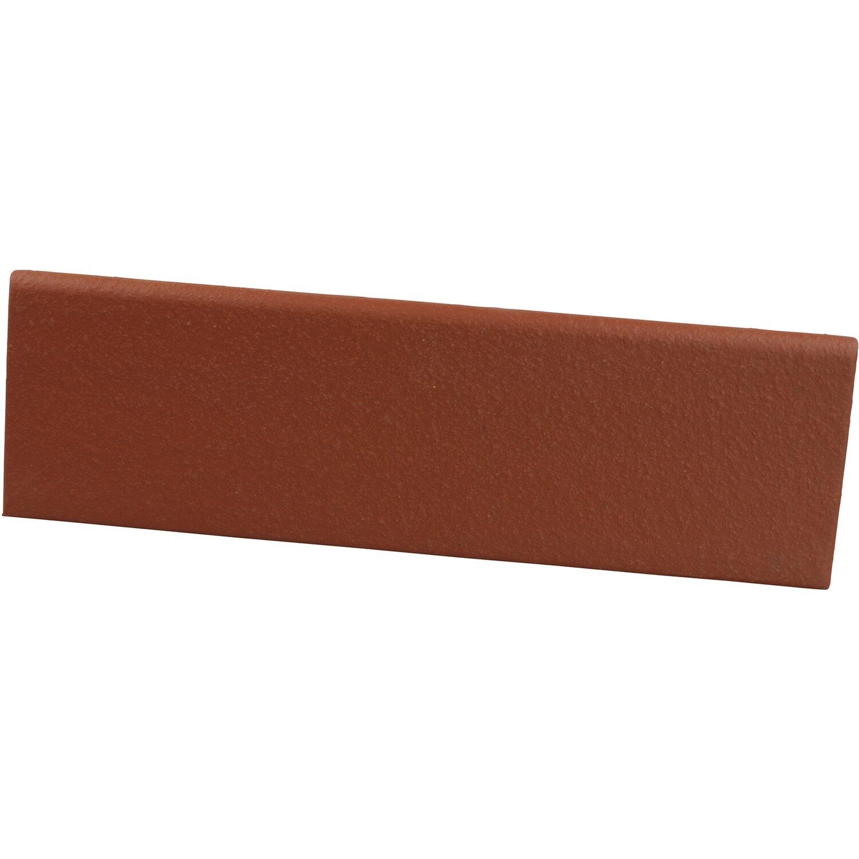 Sonstige Sockel Rot Natur 7,2 cm x 24 cm