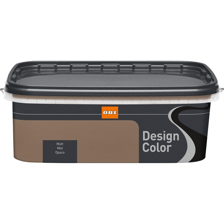 Wundervoll OBI Design Color Cappuccino Matt 2,5 L