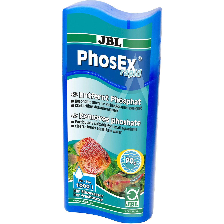 JBL Aquarium Wasserkorrektur PhosEx rapid 250 ml