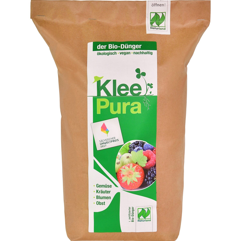 KleePura Bio-Dünger 5 kg   Garten > Pflanzen > Dünger   KleePura