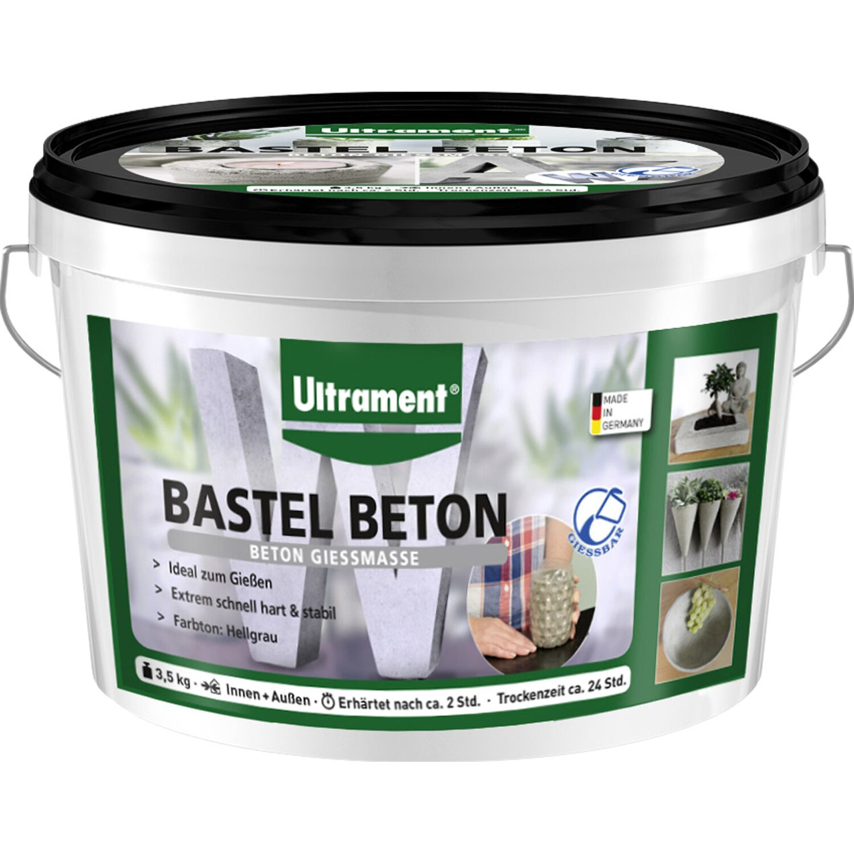 ultrament bastel beton 3,5 kg kaufen bei obi