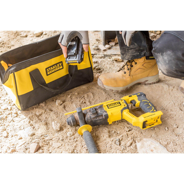 Stanley Fatmax Akku Kombihammer Sds Plus Brushless Fmcd900m2s Kaufen 18v Hammer Drill