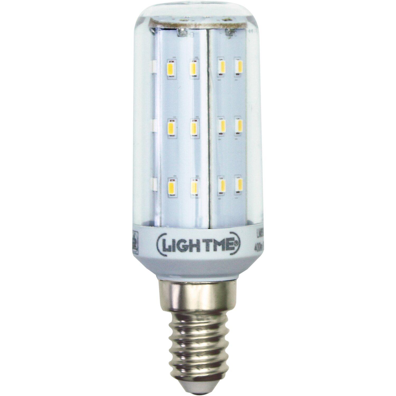 Lightme LED-Leuchtmittel Kolbenform E14/4,2 W (...