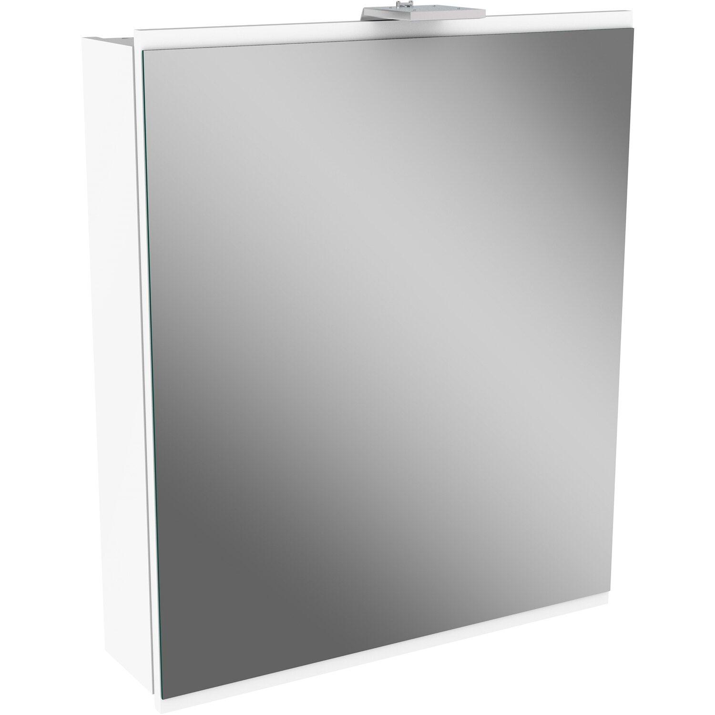 Berühmt Fackelmann Spiegelschrank 60 cm Lima Weiß EEK: A+ kaufen bei OBI MH53