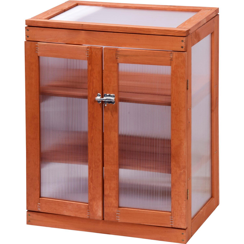 fr hbeet schrank anzucht kiefer kaufen bei obi. Black Bedroom Furniture Sets. Home Design Ideas