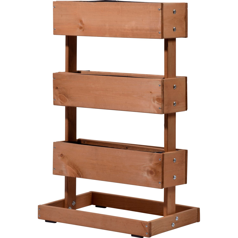 hochbeet pflanzbeet 3 k sten kiefer kaufen bei obi. Black Bedroom Furniture Sets. Home Design Ideas
