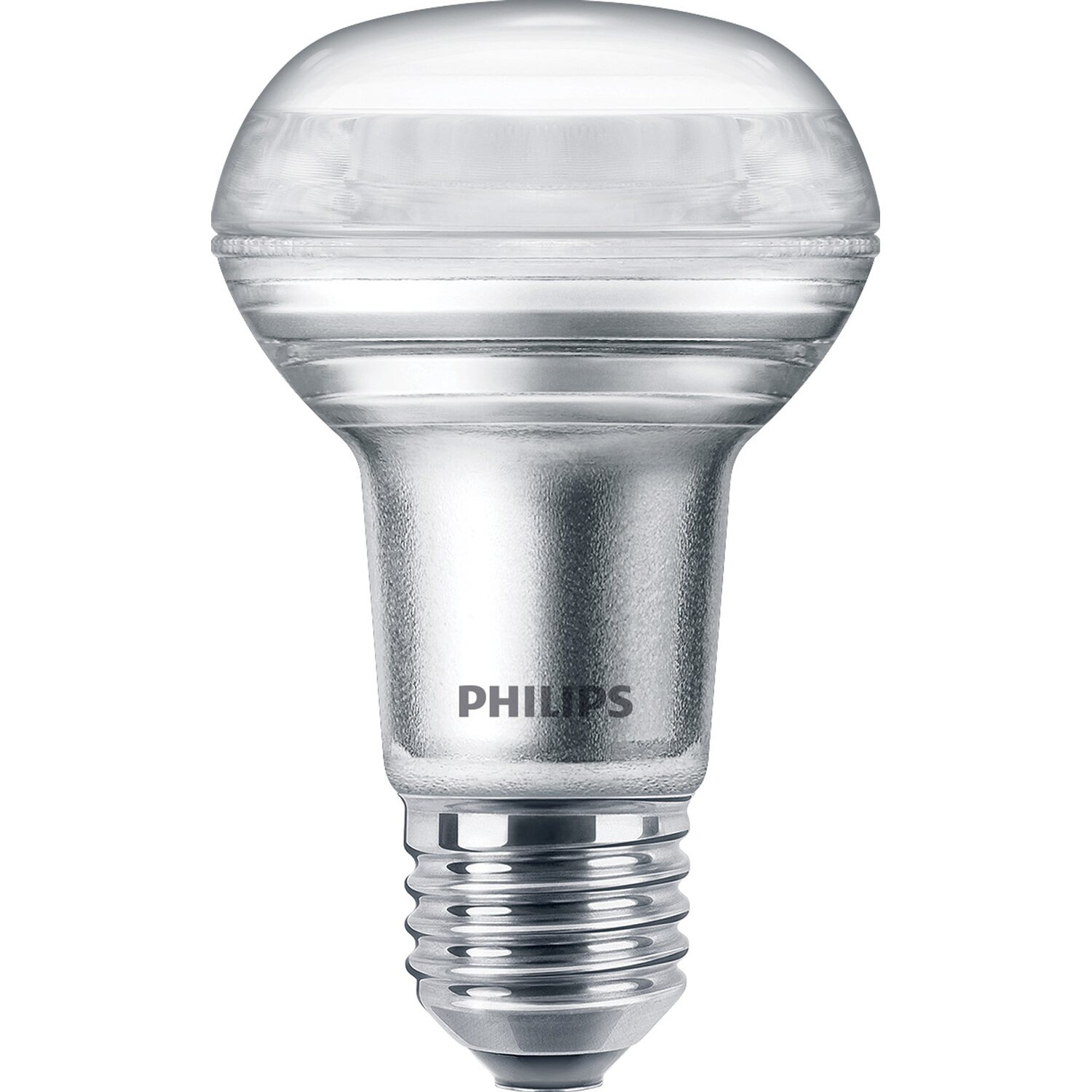 Turbo Philips LED-Lampe Reflektor R63 E27/3 W (255 lm) Warmweiß EEK: A++ BX52