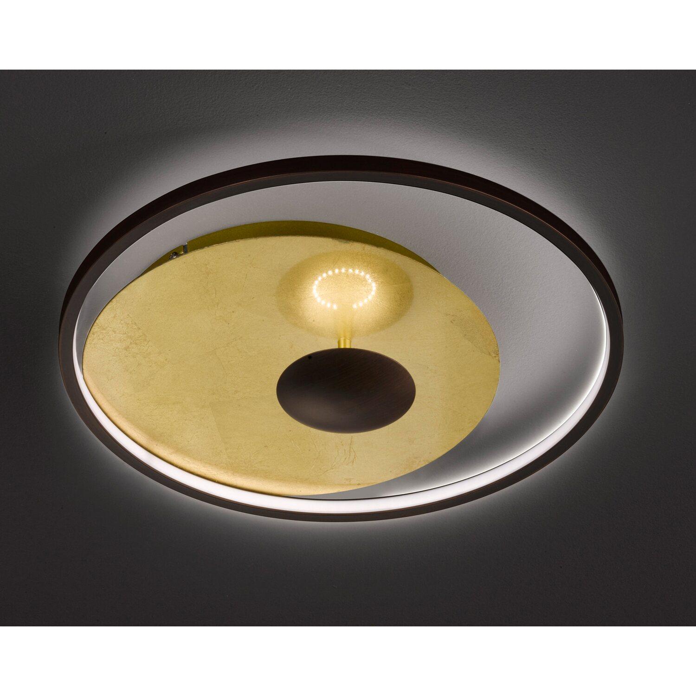 Wofi moderne Design Leuchte Catania (Deckenleuchte 40cm