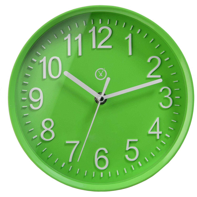 Sompex Clocks Wanduhr Cardiff Grün