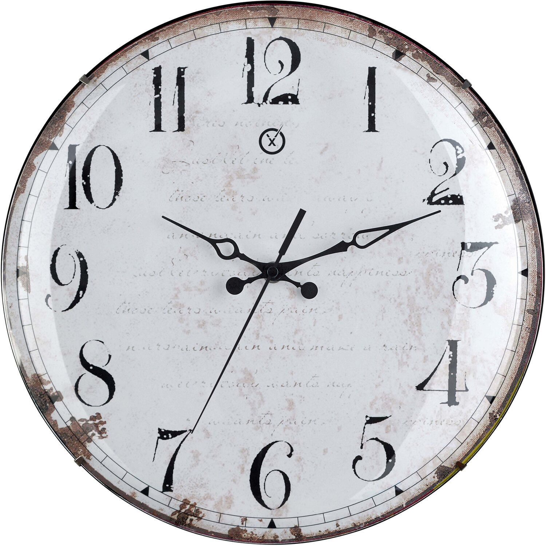 Sompex Clocks Wanduhr Carascas Dome kaufen bei OBI