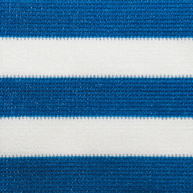 Cmi Balkonbespannung Blau Gestreift 500 Cm X 90cm Kaufen Bei Obi