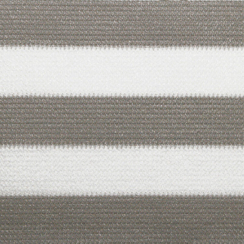 Balkonbespannung Grau Weiss 90 Cm X 500 Cm Kaufen Bei Obi