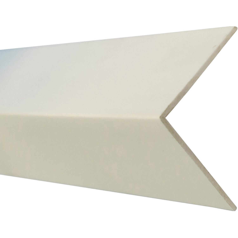 Winkelleiste Hartschaum Weiss 30 Mm X 30 Mm Lange 2500 Mm Kaufen Bei Obi