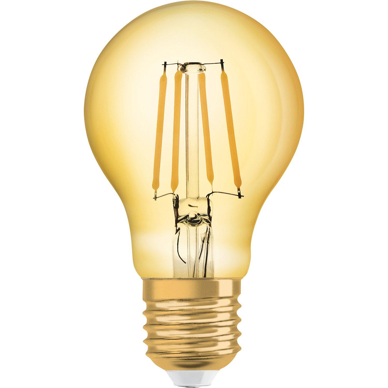 Osram LED Filament-Lampe Glühlampenform 1.906 E27/7 W (725 lm) Warmweiß EEK: A+ | Lampen > Leuchtmittel > Mehr-Leuchtmittel | Osram