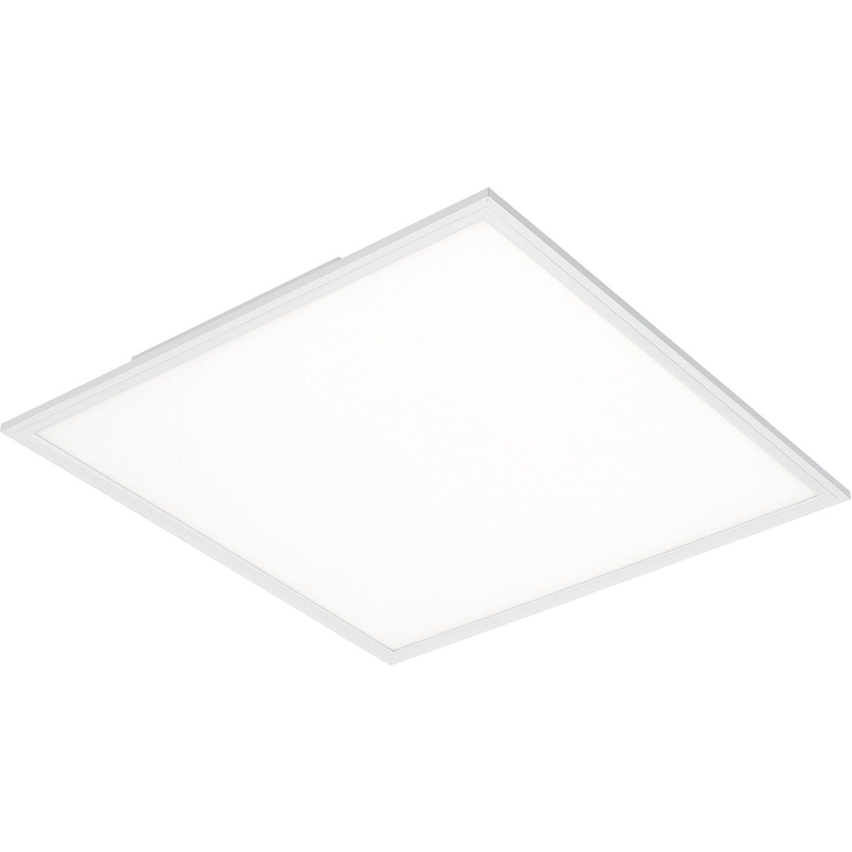 briloner led panel piatto 59 5 x 59 5 cm mit microwave bewegungsmelder eek a kaufen bei obi. Black Bedroom Furniture Sets. Home Design Ideas