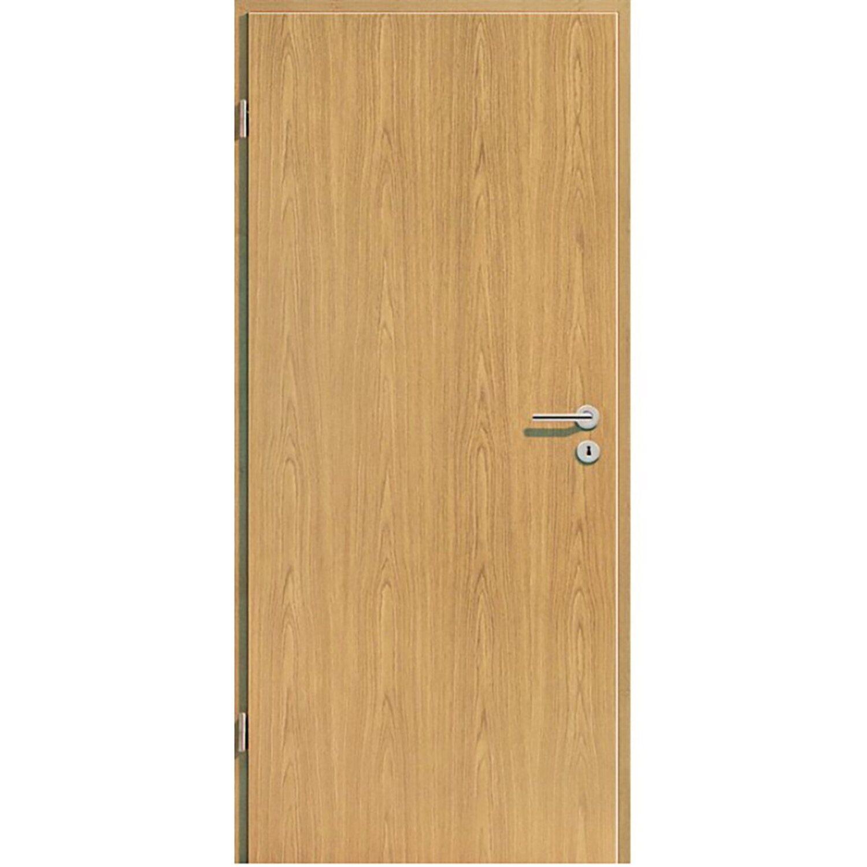 zimmert r dekor eiche hell holznachbildung ga30 86 cm x 198 5 cm anschlag l kaufen bei obi. Black Bedroom Furniture Sets. Home Design Ideas