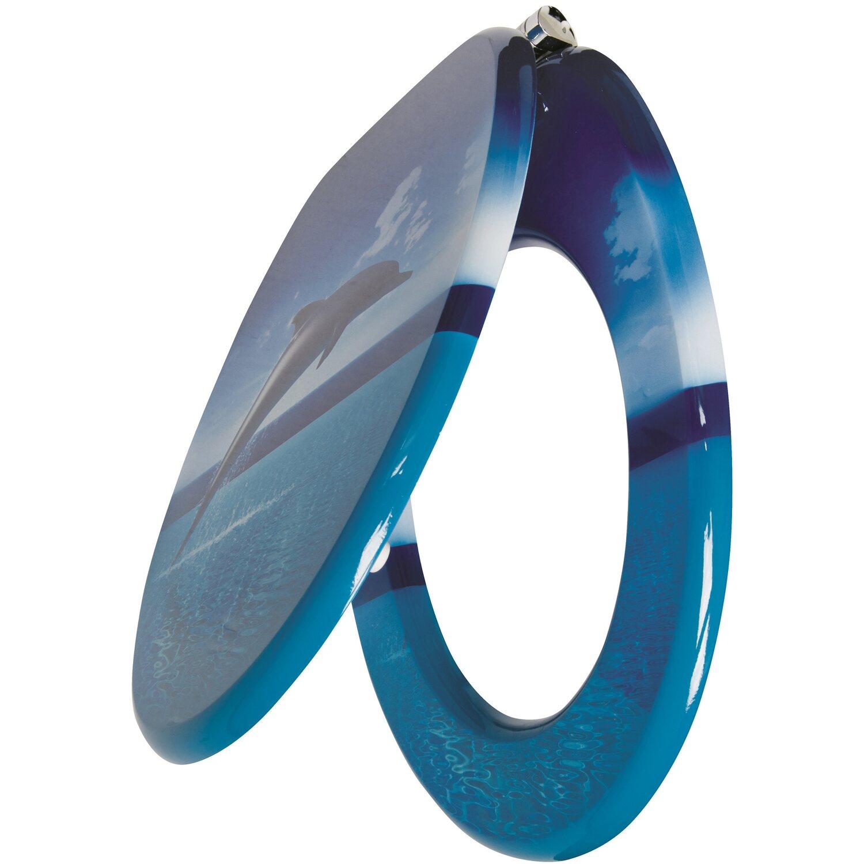 WC-Sitz Delfin