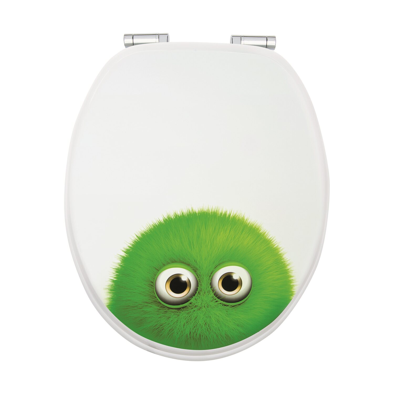 WC-Sitz Monster Bobby