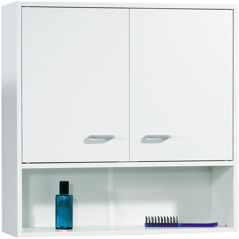 Küchenhängeschrank weiß  Fackelmann Hängeschrank 65 cm Standard Weiß kaufen bei OBI