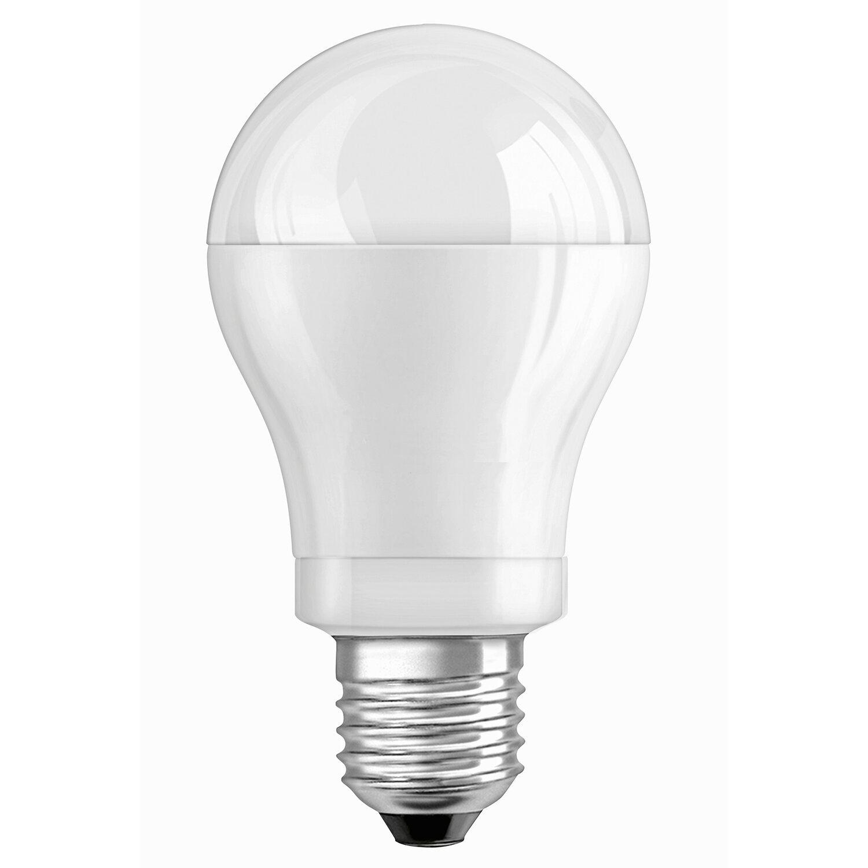 led lampe gl hlampenform e27 9 w 650 lm warmwei eek a kaufen bei obi. Black Bedroom Furniture Sets. Home Design Ideas