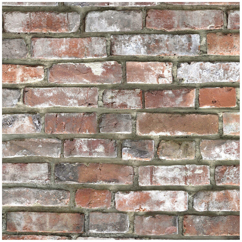 Trendig Küchenrückwand 296 cm x 58,5 cm Old Bricks (D2111 Bril.) kaufen  GK24
